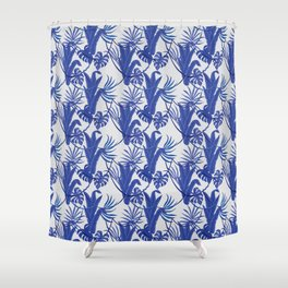 Jungle pattern Shower Curtain