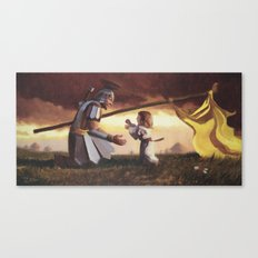 For Our Children Canvas Print
