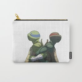 Leonardo and Raphael Carry-All Pouch
