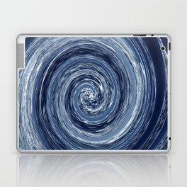thoughts go round Laptop & iPad Skin