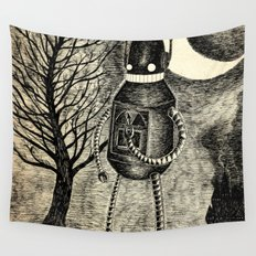 The Runaway Wall Tapestry