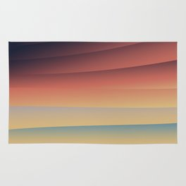 Sunset Thrills Rug