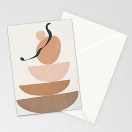 Balancing Elements I Stationery Cards