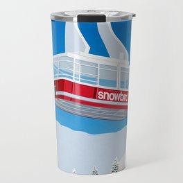 Snowbird Ski Resort Travel Mug