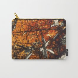 Pyroxene Crystals Carry-All Pouch