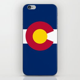 Colorado State Flag iPhone Skin