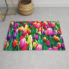 Tulips 1 Rug