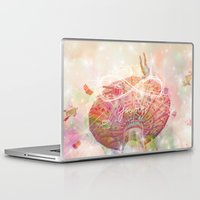 forever young Laptop & iPad Skins featuring Forever Young by Lisa Argyropoulos