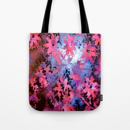 Pink Dubbed Tote Bag
