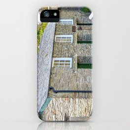 The Lost Gardens of Heligan - Melon House iPhone Case