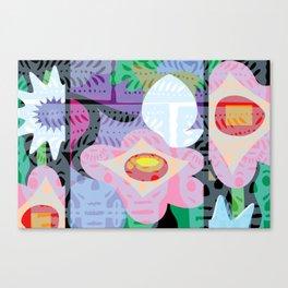 Yelapa Jungle Canvas Print
