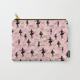 Ballet Carry-All Pouch