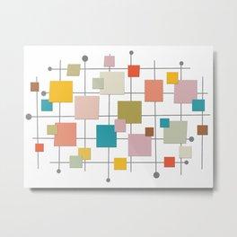 The Modern Way Metal Print
