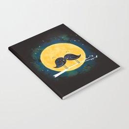 Moonstache Notebook