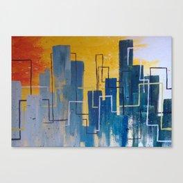 Urban Impressions Canvas Print