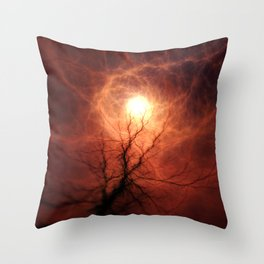 When I Think About Throw Pillow