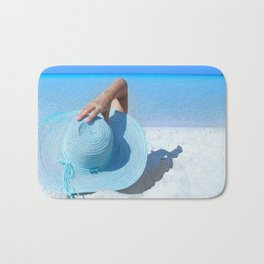 Beach20160102_by_JAMFoto Bath Mat