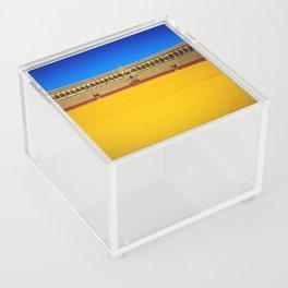 Bullring arena Acrylic Box