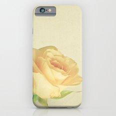 A Single Rose Slim Case iPhone 6s