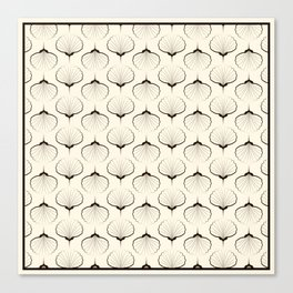 "Art Deco . No. 18 ""Shells."" Canvas Print"
