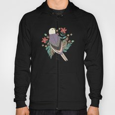 Bird and Autumn Leaves Hoody