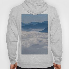 Follow me into the clouds #plane #air Hoody
