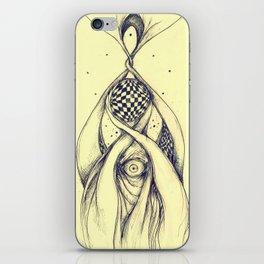 balmoon iPhone Skin