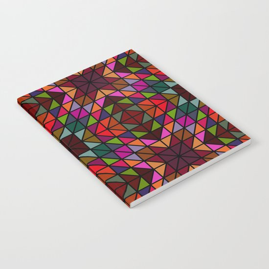 Mosaic Notebook