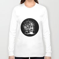 nightmare Long Sleeve T-shirts featuring Nightmare by George Peters