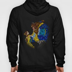 Beauty and the Beast Hoody