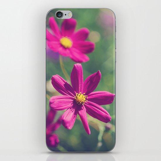 Summer beauty iPhone & iPod Skin