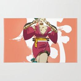 Dragon Ball Bushido : Bulma Rug