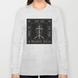 Calvary Cross of Russian Orthodox Church Long Sleeve T-shirt