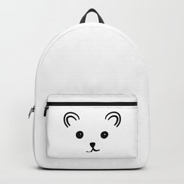 Bear Face Backpack