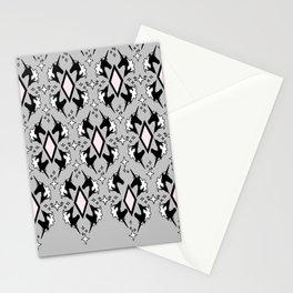 Unicorn Filigree Stationery Cards