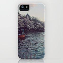 Inokashira Lake iPhone Case