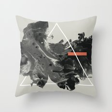 The Malleable Nature of Memory Throw Pillow