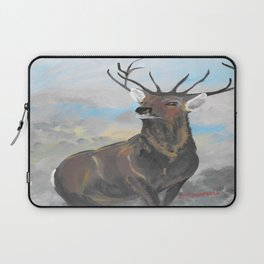 Whitetail Buck Laptop Sleeve