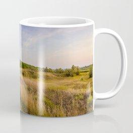 autumn rural pano Coffee Mug