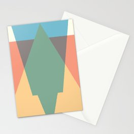 Cacho Shapes LIX Stationery Cards