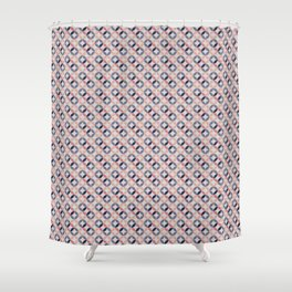 Geometric Pattern #011 Shower Curtain