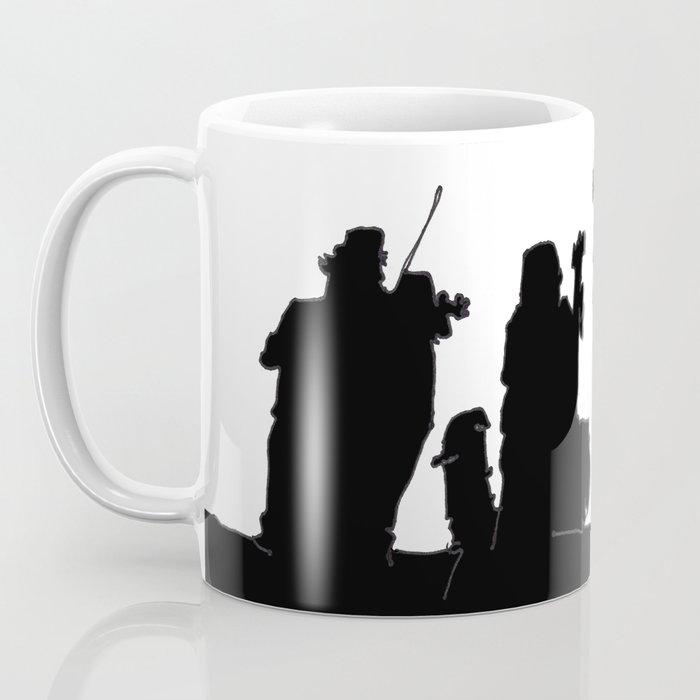 D-Rangers Silhouette Coffee Mug