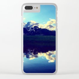 Chrysalis Clear iPhone Case