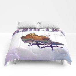SLOTH LIFE fig. 1. Comforters
