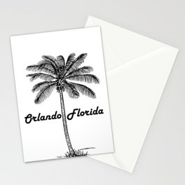 Orlando Florida Stationery Cards