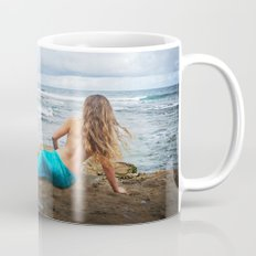 Blue Mermaid Mug