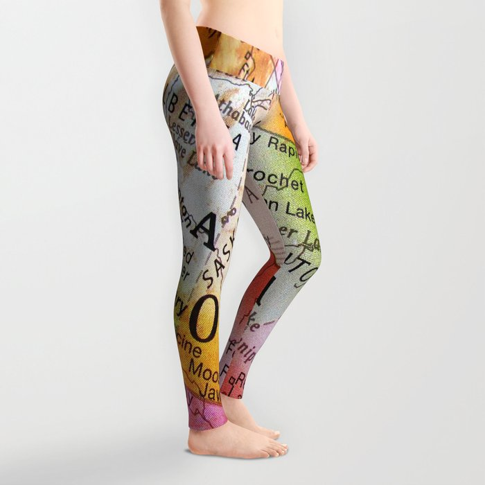 True North Leggings