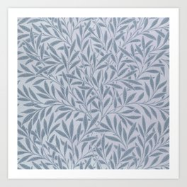 "William Morris ""Willow"" 4. Art Print"