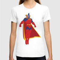 gladiator T-shirts featuring Confidence!  Kallark, The Gladiator by Timmy D. Matias