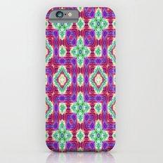 Purple Cave 4 SE Slim Case iPhone 6s